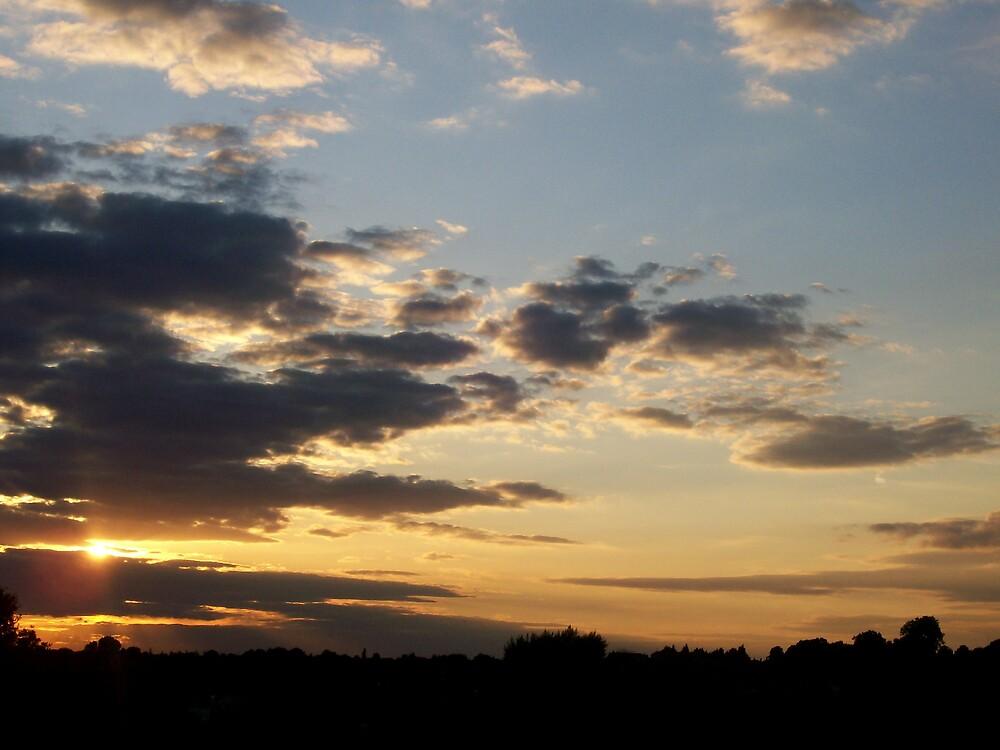 sunset by Sam Everitt