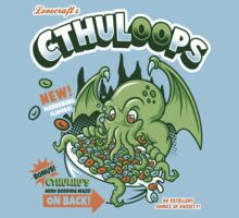 Cthuloops! All New Flavors! Kids Clothes