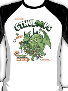 Cthuloops! All New Flavors! T-Shirt