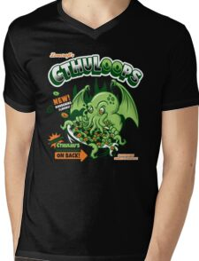 Cthuloops! All New Flavors! Mens V-Neck T-Shirt