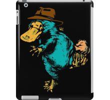 Undercover Monotreme iPad Case/Skin