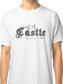 Official Hey! Castle HQ tee Classic T-Shirt