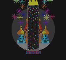 Tetris Tower by PidoBear