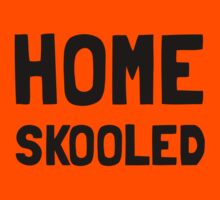 Home Skooled Kids Clothes