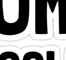 Home Skooled Sticker