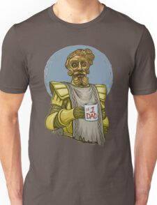 giant dad color full Unisex T-Shirt