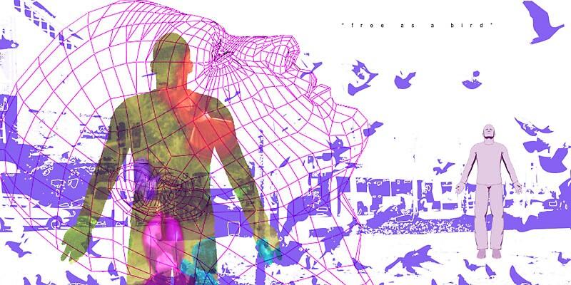 Free as a Bird by David Irawan