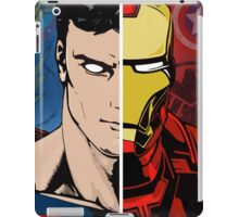 MARVEL VS DC iPad Case/Skin