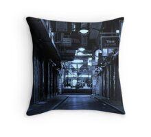 Deserted Throw Pillow