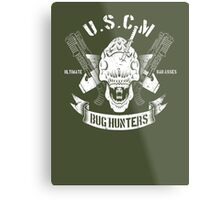 Bug Hunters Metal Print