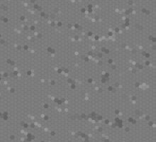 Gray Mosaic by Henrik Lehnerer