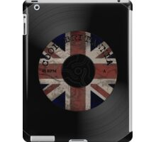 Cool Britannia iPad Case/Skin