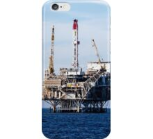 Oil Rig iPhone Case/Skin