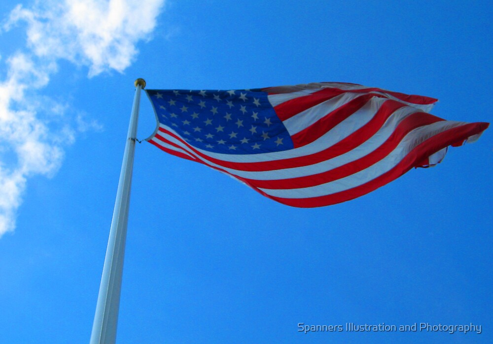 God Bless America by spanners79