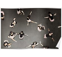 ballet from above Poster
