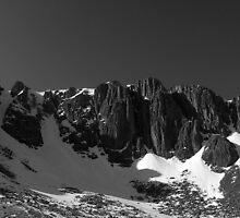 Stob Coire nan Lochan by paulrd1