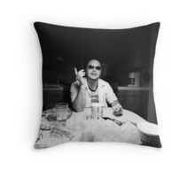 Mike Macintosh: Independent Film Maker 1of a series of 5 Throw Pillow