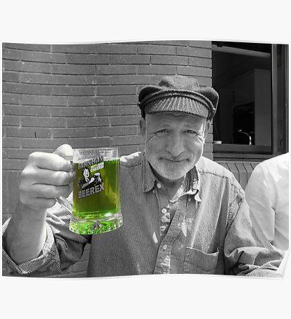 Green Beer SC Poster