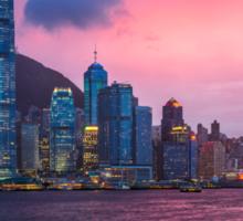 HONG KONG 04 Sticker
