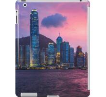 HONG KONG 04 iPad Case/Skin