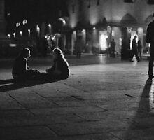 Piazza Grande...E se la vita non ha sogni io li ho e te li do by Gennaro Pazienza
