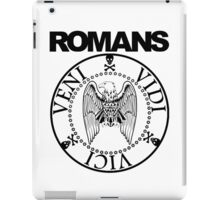 Romans iPad Case/Skin