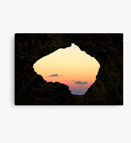 Australia Rock - Narooma Canvas Print