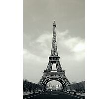 Eiffel Tower 2 Photographic Print