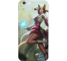 League of Legends Ahri Lol iPhone Case/Skin