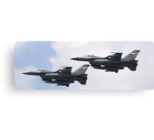 F-16 Canvas Print