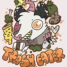 Trash Eater by Clair C