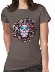 Binding of Isaac Spot Design Womens Fitted T-Shirt