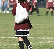 Loot After The Soccer Game by Elizabeth  Lilja