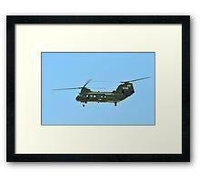 CH-46 Sea Knight Framed Print