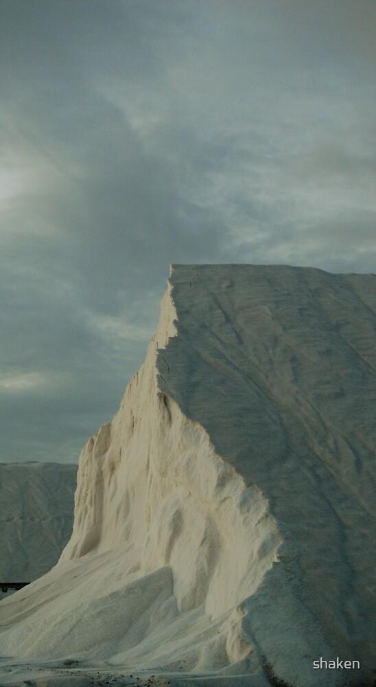 Salty Iceberg by shaken