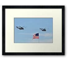 CH-53E Super Stallion Framed Print