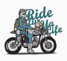 Ride fur ya life: Wolfman Kids Clothes