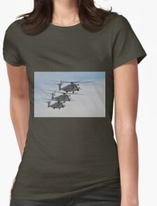 CH-53E Super Stallion Womens Fitted T-Shirt