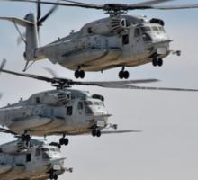 CH-53E Super Stallion Sticker