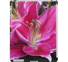 Lilies iPad Case/Skin