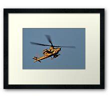 Bell AH-1Z Viper Framed Print