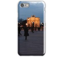 Arc de Triumph iPhone Case/Skin