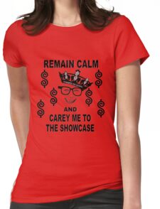 Price Is Right Novelty - Showcase Womens Fitted T-Shirt