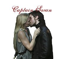 Captain Swan by CynShows