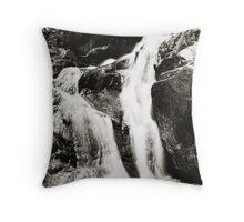 Chinaberry Falls: Foley Farm Throw Pillow