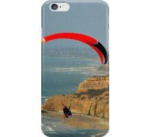Paragliding iPhone Case/Skin
