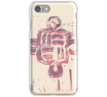 Good Luck Knot -3d style overprint iPhone Case/Skin