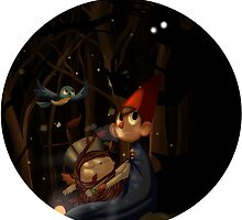 Over The Garden Wall by Ishmi