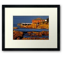 Tathra Wharf Framed Print