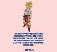 Goku 3:96 Kids Clothes